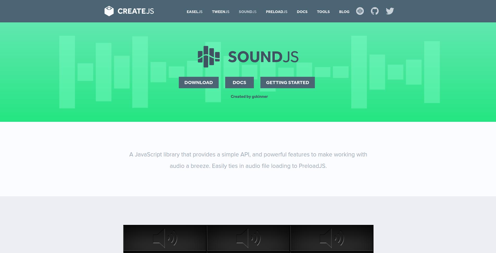 9 libraries to kickstart your Web Audio stuff